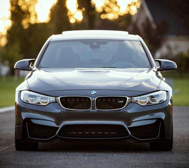 Bmw Car Sports Car Transportation Luxury Car