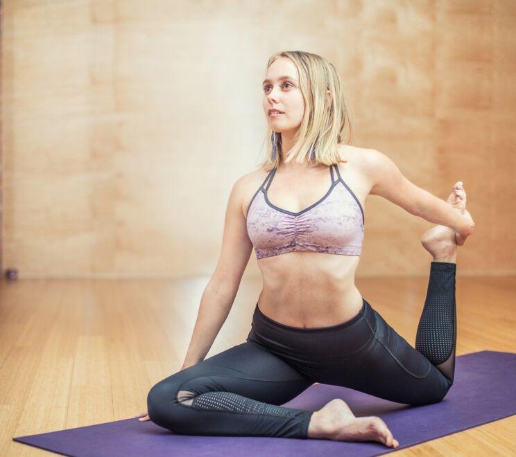 Yoga Fitness Exercise Health Body Meditation